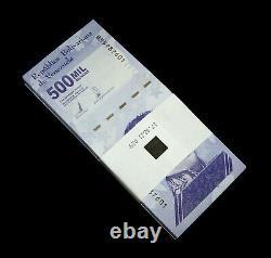 100 x Venezuela 500,000 Bolivares banknotes-About UNC bundle