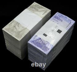 2020 Venezuela Bolivares Set $200,000 & $500,000 2 Bricks 2,000 Pcs New Unc