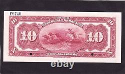 Banco Comercial de Maracaibo 10 bolivares 1933 Specimen Venezuela (P-S181) UNC