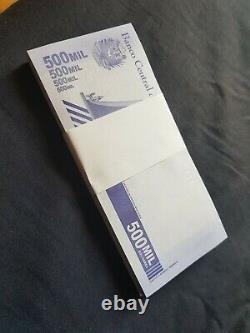 ORIGINAL Bundle VENEZUELA 500.000 Bolivares Banknotes UNC 2020 pick NEW 100PCS