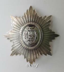 VENEZUELA Order of the Bust Libertador Bolivar by Cathmann Hnos au Palais Royal