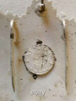 VENEZUELA order medal Bust of Simon Bolivar breast star by NS Meyer NY brooch