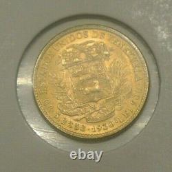 Venezuela 10 Bolivares 1930 Fdc