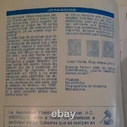 Venezuela 1880, Local Pair Proof, extremely rare Nicholas Seebeck Essay Bolivar