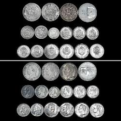 Venezuela Coin Collection Mixed Dates / Denominations (16 Coins) Rare Issues