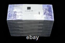 2020 Venezuela Bolivales Set 200 000 $ & 500 000 $ 2 Briques 2 000 Pcs Nouveau Unc
