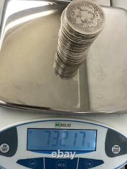 30 X 5 Bolivares (5 Franc Spec) 732g 0.900 Argent