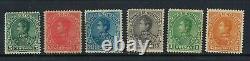 B&d 1899-1901 Venezuela Scott 142-149 Bolivar Short Set (no Scott 146) Mh