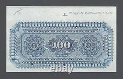 Venezuela, 100 Bolivares (1915-1917) Spécimen Ps220s Non Circulé