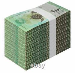 Venezuela 5 000 5000 Bolivar Fuerte X 1000 Pcs, 2007-17, Utilisé, Brick