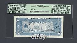 Venezuela 5 Bolivares 10-5-1966 P49p Preuve De Spécimen Extrêmement Fine
