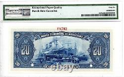 Venezuela. P-s177s. 20 Bolivares. Nd(1929). Gem Unc. Pmg 66 Epq